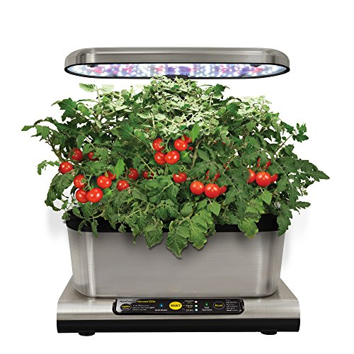Miracle-Gro AeroGarden Harvest Elite con Kit de cápsulas de ...