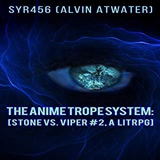 The Anime Trope System audiobook cover art