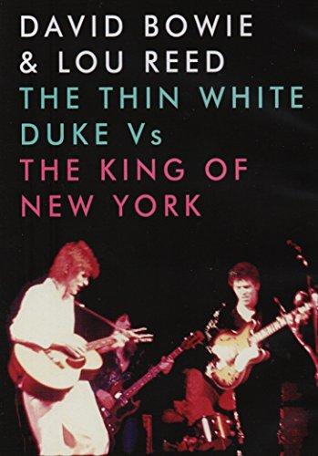 David Bowie & Lou Reed - The Thin White Duke Vs The King Of New York [DVD] [NTSC]
