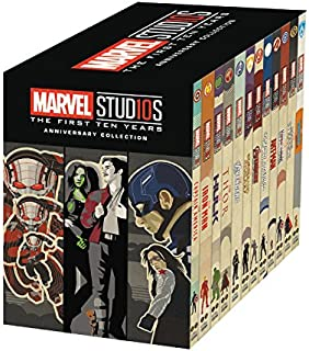 Marvel Studios: The First Ten Years Anniversary Collection