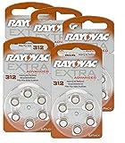 RAYOVAC Hörgeräte-Batterien 312 Extra Advanced...