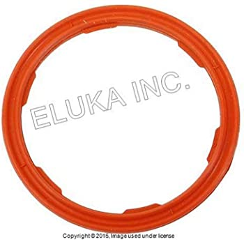 Genuine BMW X5 3.0L-L6 Engine-Fluid Level Sensor O-Ring Gasket Ring 12611744292