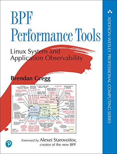 BPF Performance Tools (Addison-Wesley Professional Computing Series)