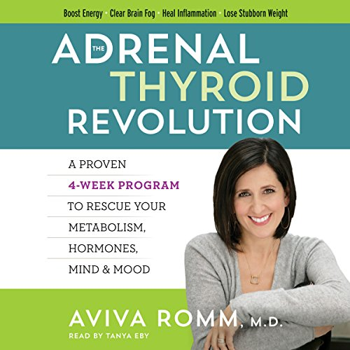 The Adrenal Thyroid Revolution audiobook cover art