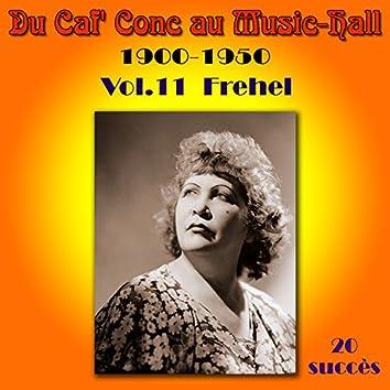 Du Caf' Conc au Music Hall 1900-1950 Vol. 11