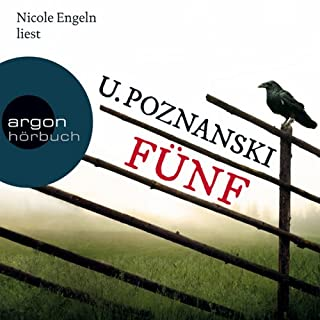 Fünf     Beatrice Kaspary 1              Autor:                                                                                                                                 Ursula Poznanski                               Sprecher:                                                                                                                                 Nicole Engeln                      Spieldauer: 13 Std. und 2 Min.     481 Bewertungen     Gesamt 4,3