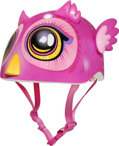 Raskullz Big Eyes Owl Miniz Infant 1+ Helmet