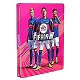 FIFA 19 - Steelbook Standard Edition (import allemand) - (Ne contient aucun jeu) [Importación francesa]