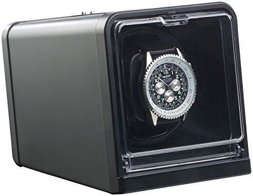 St. Leonhard Uhrenwender: Uhrenbeweger für Automatik-Armbanduhren, Drehrichtung & Dauer wählbar (Automatikuhren Beweger)