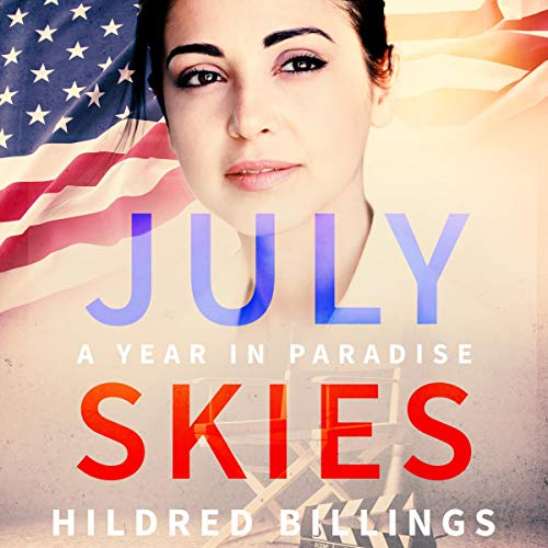 July Skies  By  cover art
