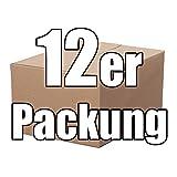 JUSTCAMP Zeltheringe Tahoma Erdnägel - Kunststoff, Schlagfest, Leicht, Robust, 23 cm [12 Stück] - 7