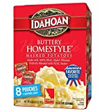 Idahoan Buttery homestyle flavored mashed potatoes, 2 Pound