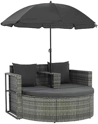 Amazon.com : Vondom Vela Sofa Central Module Bronze : Garden ...