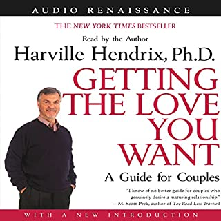 Getting the Love You Want audiobook cover art