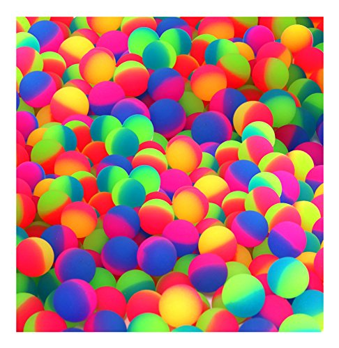 SNInc. ICY Balls in Bright 2 Two Tone Colors...