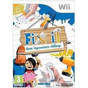 Fix It Home Improvement Challenge /Wii