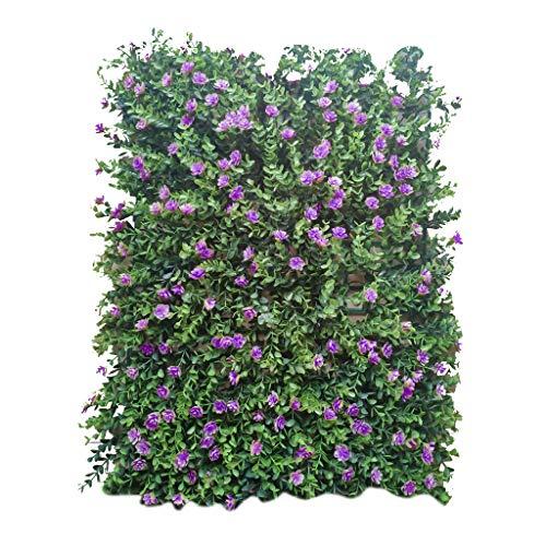 B Blesiya Künstliche Rasen Kunstrasen Kunstwiese Rasen Wand Hochzeitsdeko, Farbwahl - 4#
