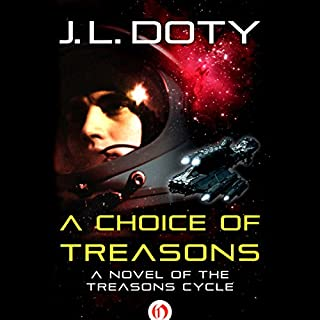 A Choice of Treasons audiobook cover art