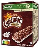 Barritas Nestlé Chocapic - 5 paquetes de 6 barritas, Total: 30 barritas