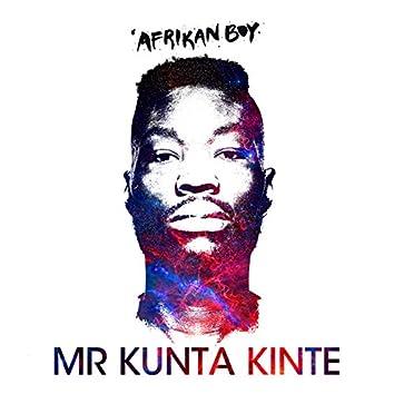 Mr Kunta Kinte