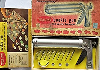 Wear-Ever Cookie Gun Press and Pastry Decorator