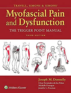 Travell, Simons and Simons' Myofascial Pain and Dysfunction: The Trigger Point Manual (0781755603)   Amazon price tracker / tracking, Amazon price history charts, Amazon price watches, Amazon price drop alerts