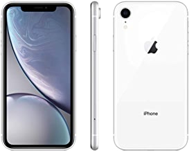 $599 Get Apple iPhone XR, T-Mobile, 64GB - White (Renewed)