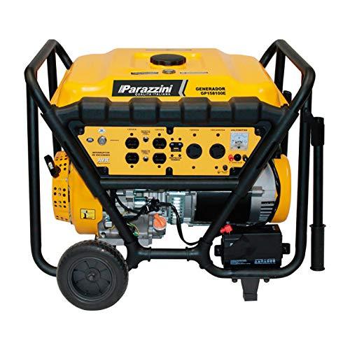 Parazzini GP158100E Generador elÈctrico a gasolina 16 Hp
