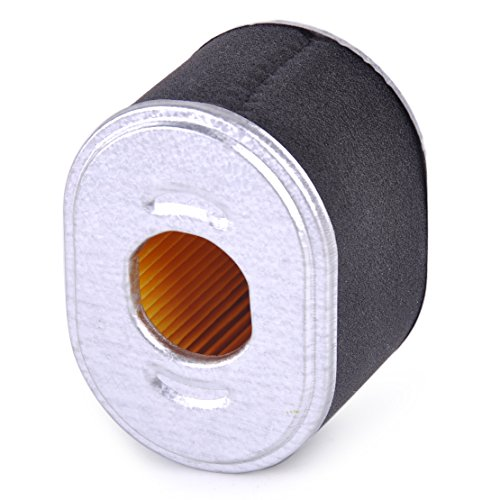 Remplacement de filtre à air Fit pour Honda GX160 5.5HP GX200 6.5HP tondeuse à gazon 17210-ZE1-822