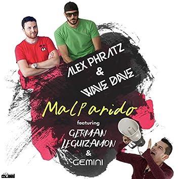 Malparido (feat. German Leguizamon, Gemini)