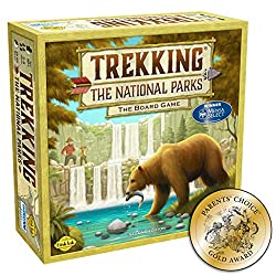 national park gift idea board game