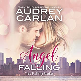 Angel Falling audiobook cover art