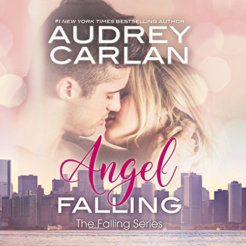 Angel Falling audiobook cover art