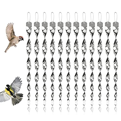 Best reflective bird deterrent