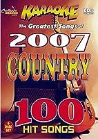 Karaoke: 2007 Country Hits