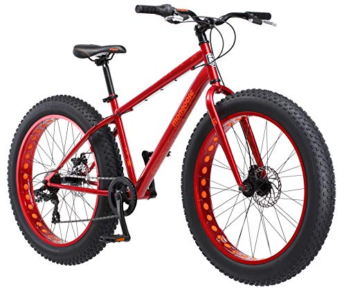 Mongoose Aztec Mens and Womens Fat Tire Bike