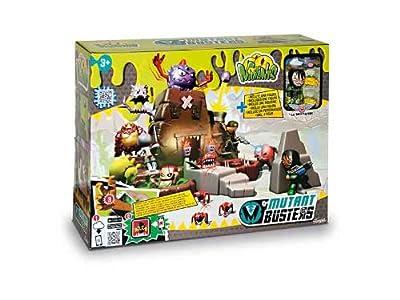 Mutant Buster Famosa 700011346 L'île de la Panique