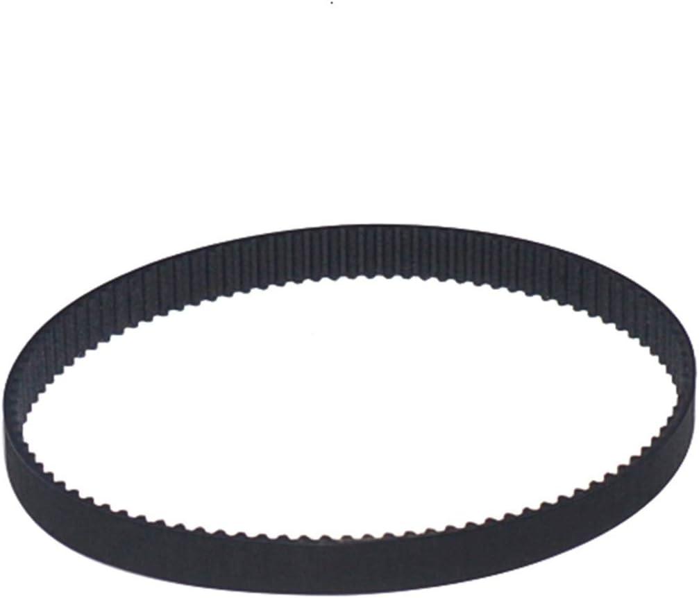 longueur 1240-1500mm Pi/èces de machines Xianglaa-courroie de distribution C-16 IMPRIMER 3D GT2 6MM Caoutchouffe en caoutchouc de boucle ferm/ée 2GT Length : 2GT Length 1240mm , Width : Width 6mm