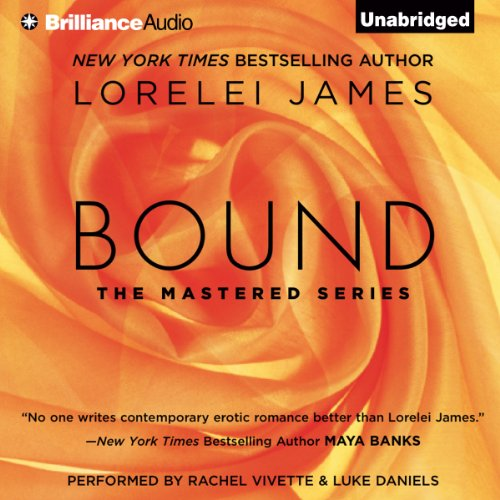 Bound audiobook cover art