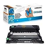 LOSMANN DR2400 Tambour Compatible DR-2400 DR 2400 Reemplazo para Brother MFC-L2710DW HL-L2350DW DCP-L2530DW HL-L2370DN DCP-L2510D HL-L2375DW HL-L2310D MFC-L2730DW DCP-L2550DW 1x Trommel