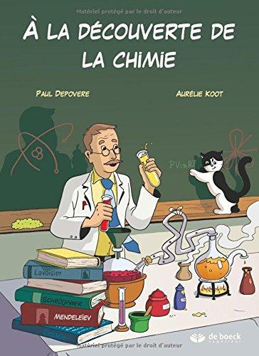 A la découverte de la chimie