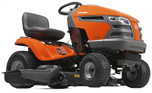 Husqvarna YTH24V54 54 in. 24 HP Briggs & Stratton Hydrostatic Riding Mower