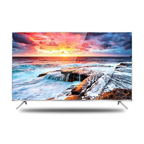 ZXF HDTV LED De 50 Pulgadas, Cuenta con 1xHDMI / Entradas De Auriculares, Sintonizador Digital con Control Remoto De Función Completa, Hermosa Pantalla Ultra Clara, No Inteligente