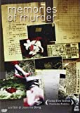 Memories Of Murder...