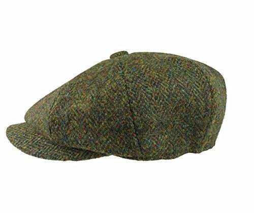 Failsworth Schirmmütze, 8-teilig, Baumwolle, Blau/ Grau Gr. XXX-Large, Green/Brown 2016