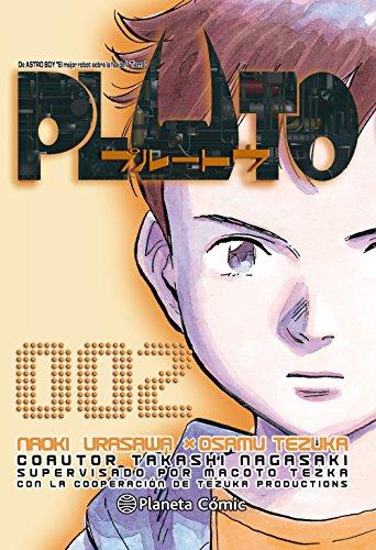 Pluto nº 02/08 (Nueva edición): 107 (Manga Seinen)