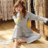 camicie da notte accappatoi pigiama donna dolce risvolto semplice colore dolce servizio di casa