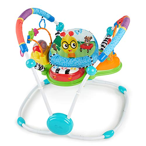 Product Image of the Baby Einstein Neighborhood Friends Activity Jumper with Lights and Melodies