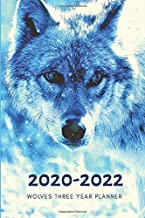 3 Year Planner 2020-2022 Wolves Three Years Monthly Schedule Organizer With Holidays: Pocket Mini Academic 36 Months Calendar; Slim Agenda Planner; ... Diary Notebook With Inspirational Quotes