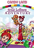 Candyland: Great Lollipop Adventure [USA] [DVD]